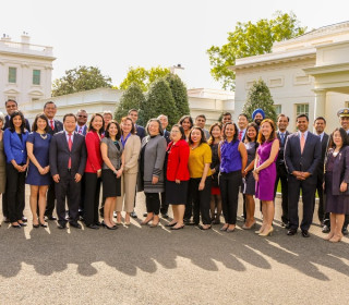The Asian Americans and Pacific Islanders of the Obama Administration