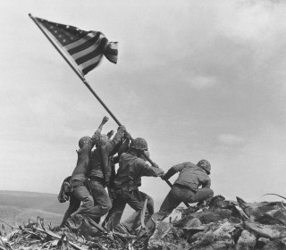 Man in Iwo Jima Flag-Raising Photo Was Misidentified, Marine Corps Says