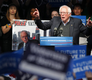 Bernie Sanders Is Now a Third Wheel — and Democrats May Like It That Way