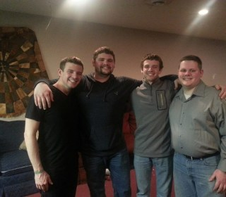 South Dakota Family Has Four Sons Graduate On Same Day