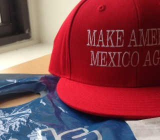 'Make America Mexico Again' Hat Maker: Satire Can 'Change Conversation'