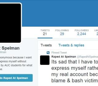 #RapedAtSpelman: Twitter Account Alleges Morehouse Gang Rape