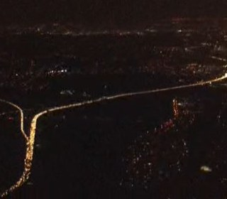 LA Area Freeway Standoff Strands Miles Of Drivers