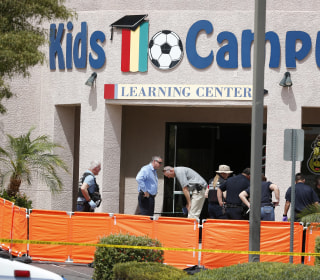 Shooting Near Kids Campus Learning Center in North Las Vegas Leaves 2 Dead