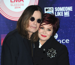 Ozzy and Sharon Osbourne Make 1st Public Reunion Since Split