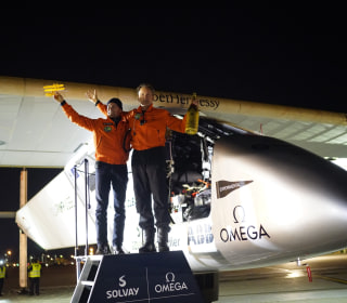 Solar Impulse 2 Lands in Ohio in Latest Leg of Global Trip