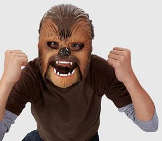These Viral Chewbacca Masks Are Selling for $500 on eBay