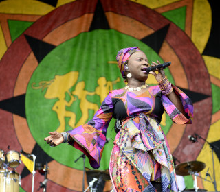 'Queen of African Music': Angélique Kidjo, Talks Music and New Career
