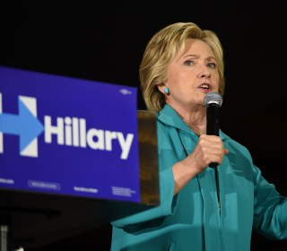 Hillary Clinton Goes After Donald Trump's Business Career