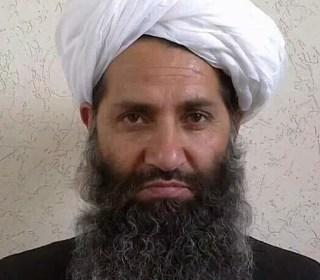 Haibatullah Akhundzada Named New Leader of Afghan Taliban