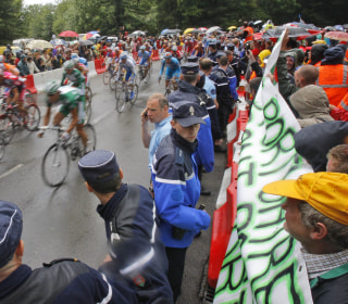 Tour de France: France's Elite GIGN to Protect Cyclists and Fans
