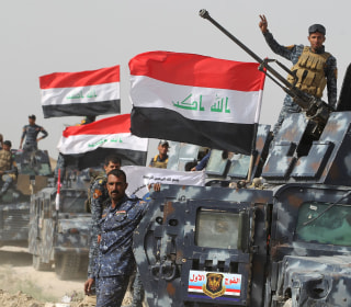 ISIS 'Disappeared' From Fallujah Outskirts Ahead of Offensive: Resident