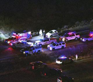 Motorist Hit by Gunfire on Highway Near Phoenix