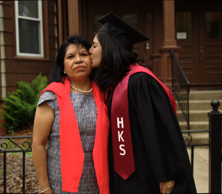 What This Harvard Latina Did to Bring Undocumented Mom to Graduation