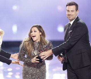 'The Voice' Ends With Big Win for Alisan Porter
