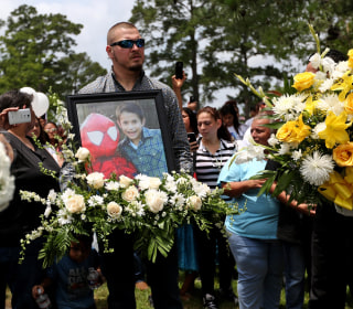 Community Mourns 11-Year-Old Latino Boy Stabbed to Death in Houston