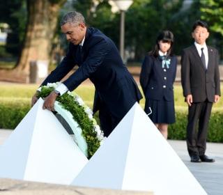 Obama Becomes 1st Sitting U.S. President to Visit Hiroshima