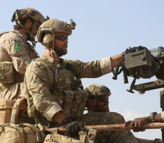 New Images Show U.S. Forces Helping to Fight ISIS in Northern Syria