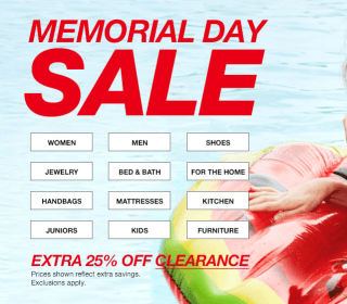 Memorial Day Sales: Here's Where to Score Some Big Deals