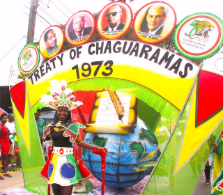 Guyana Jubilee: Celebrating 50 Years of Independence