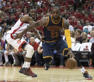 Cleveland Cavaliers Defeat Toronto Raptors to Reach NBA Finals