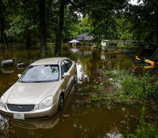 Flooding, Heavy Rain and Tropical Depression Threaten Millions Over Holiday Weekend