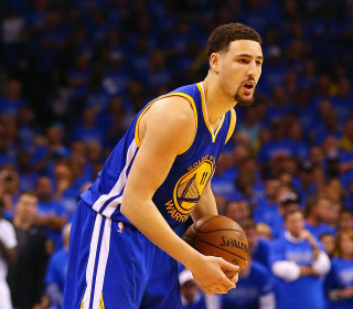 Thompson Shoots Warriors to Comeback Win, Forces Game 7 vs. OKC