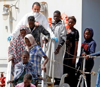 700 Migrants Feared Dead in Mediterranean Shipwrecks: UNHCR