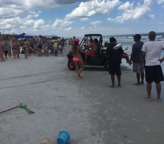 'All You See Is Blood': Florida Teen Suffers 'Huge' Shark Bite