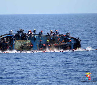 U.N.: 700 Migrants Feared Dead in Mediterranean Shipwrecks
