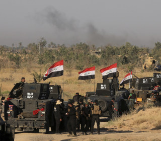 Fight for Fallujah: Iraqi Forces Launch Operation to Storm City