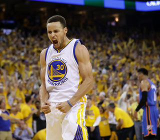 Warriors Bury Thunder, Set Up NBA Finals Rematch With Cavs