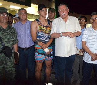 'I'm Fine': Soccer Star Alan Pulido Fought Kidnapper, Called Police
