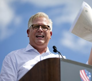 SiriusXM Suspends Glenn Beck Over Guest's Extreme Comments About Trump