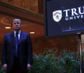 Court Documents Reveal How Trump University Staffers Sold the Brand