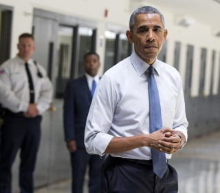 Obama Commutes 'Harsh' Sentences for Over 100 Inmates