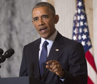 Obama Decries Trump's Muslim Ban, Asks: 'Where Does This Stop?'