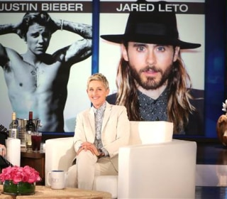 Bieber or Leto? Diane Keaton Plays Hilarious Game of 'Who'd You Rather?'