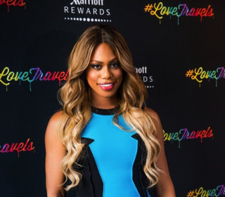 Laverne Cox: 'Art Has Consistently Saved My Life'