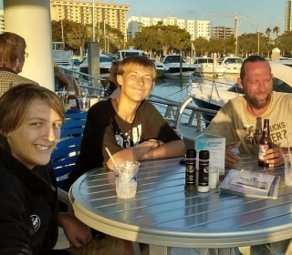Coast Guard IDs Two Bodies Found in Hunt for Florida Family, Suspends Search for Others