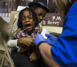 CDC Confirms Lead Levels Shot Up in Flint Kids After Water Switch
