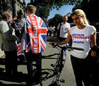 Regrexit? U.K. Vote Fuels Morning-After Regret for Some Brits
