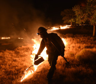 Congressional Fight Raging Over Best Way to Fund Wildfire Fight