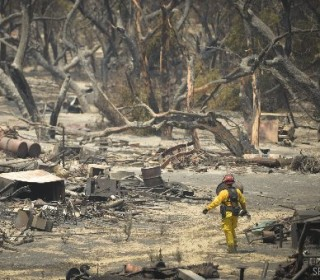 Possible Human Remains Found in Aftermath of Deadly California Wildfire