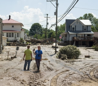 Crews Search for Missing as Deadly Floods Recede in West Virginia