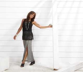 Super Mom Holly Robinson Peete Launches Clothing Line