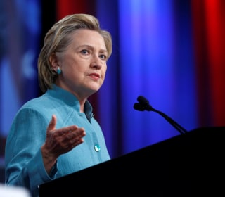 First Read's Morning Clips: Clinton Up by 5