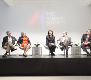 Alumni Society Connects, Promotes Latino Execs in Corporate America