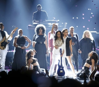 Sheila E. Performs 'Epic,' Emotional Tribute to Prince at BET Awards