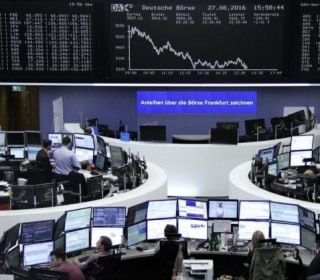 World Stocks, Sterling Fight Back After Brexit Beating